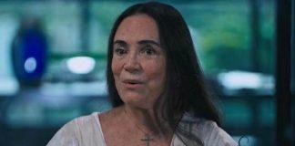 Regina Duarte no Fantástico