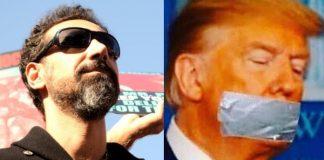 Serj Tankian critica Donald Trump