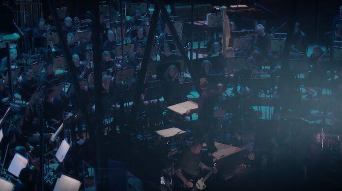Sigur Rós com orquestra