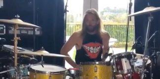 Vídeo: Taylor Hawkins dá dicas de bateria