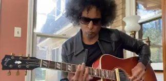 Live de William DuVall, do Alice In Chains