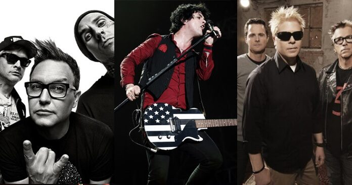 10 estilos do Pop Punk