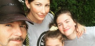 Eddie Vedder e família Black Circle