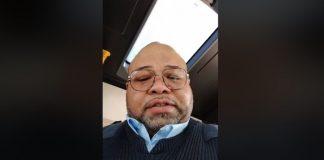 Jason Hargrove - motorista morre após contrair coronavirus