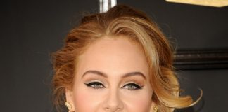 Adele em 2017