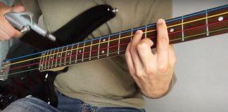 Baixo transformado em outros instrumentos