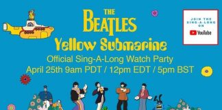 Beatles, karaokê de Yellow Submarine