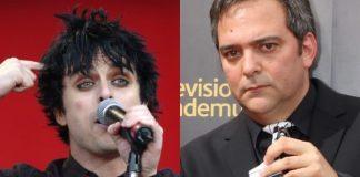 Billie Joe e Adam Schlesinger