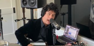 Billie Joe Armstrong, do Green Day