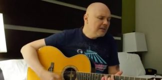 Billy Corgan e versões improvisadas de Smashing Pumpkins
