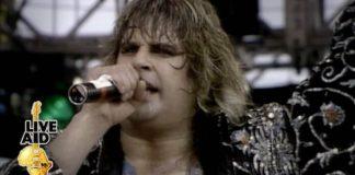 Black Sabbath feat. Ozzy Osbourne em 1985
