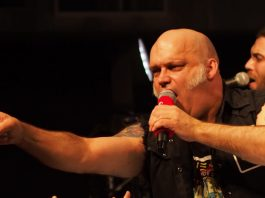 Blaze Bayley, ex Iron Maiden