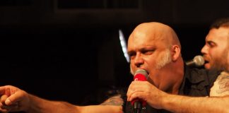 Blaze Bayley, ex Iron Maiden