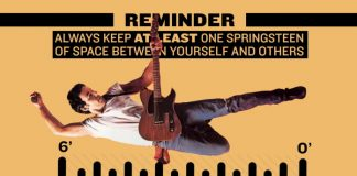 Bruce Springsteen como unidade de medida