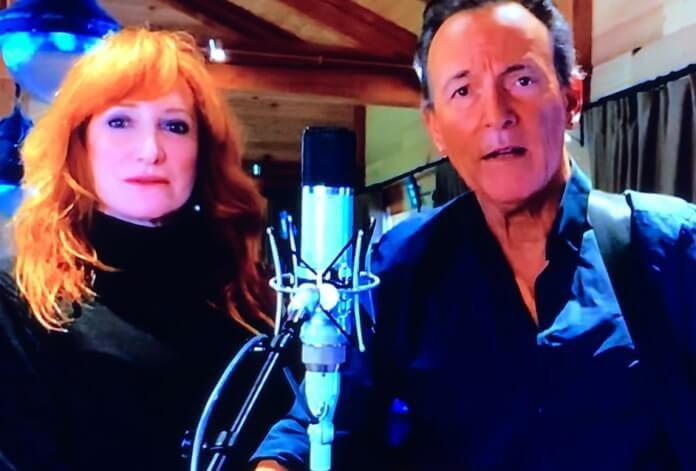 Bruce Springsteen na live Jersey 4 Jersey