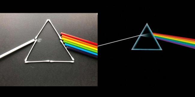 Capas recriadas na quarentena - Pink Floyd