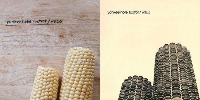 Capas recriadas na quarentena - Wilco