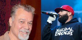 Eddie Van Halen e Fred Durst