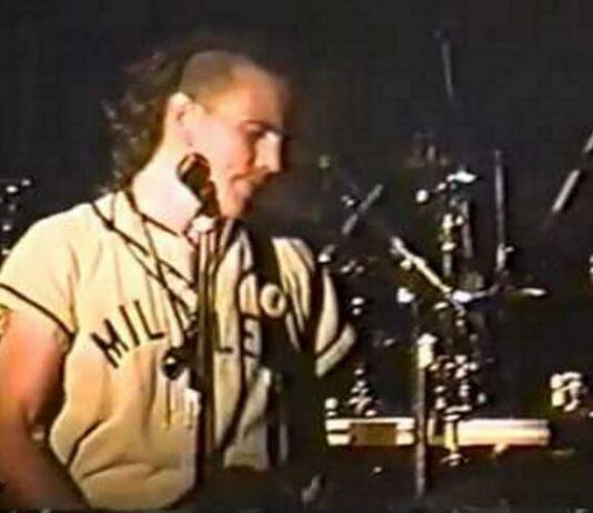 Eddie Vedder com a Bad Radio em 1990