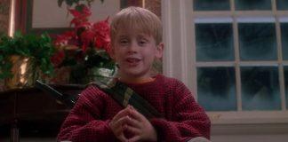 """Macaulay Culkin em """"Esqueceram de Mim"""""""