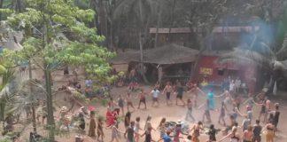 Festival no Panamá durante Coronavírus