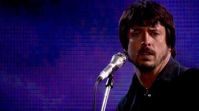 Foo Fighters no Hyde Park em 2006