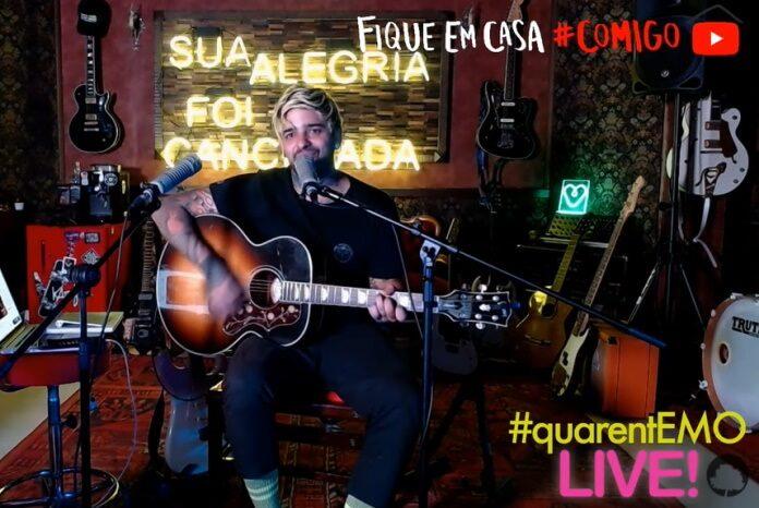 Live da Fresno com Lucas Silveira
