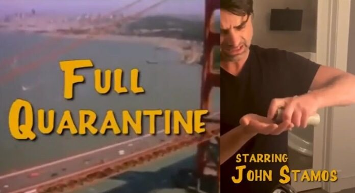 Full House recria abertura com Full Quarantine