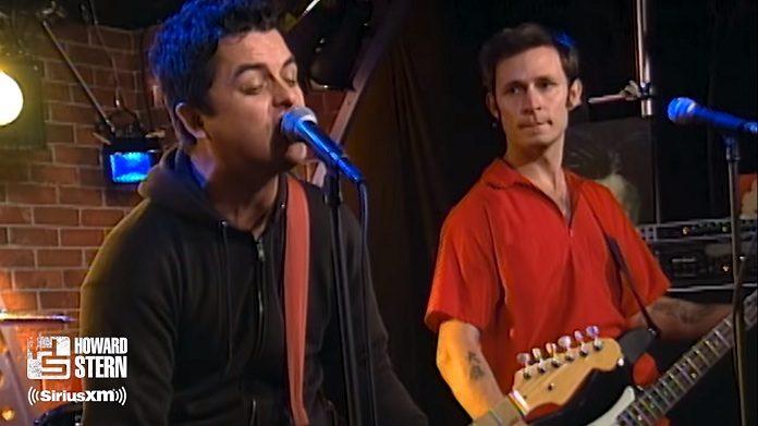 Green Day em 2000