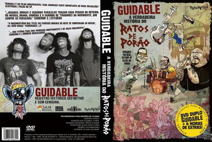 Guidable - Documentário sobre o Ratos de Porão