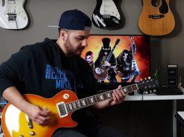 Thales Storino e o Guitar Hero da vida real