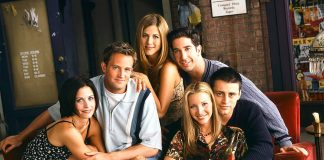 hbo max friends elenco