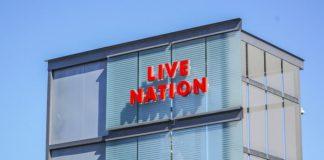 Prédio da Live Nation em Beverly Hills