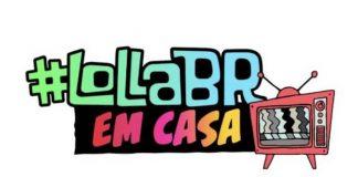 Lollapalooza Brasil em Casa