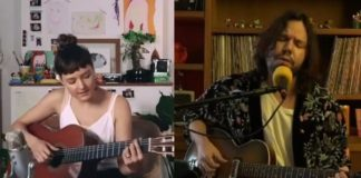 Mallu Magalhães e Teago Oliveira no Radioca