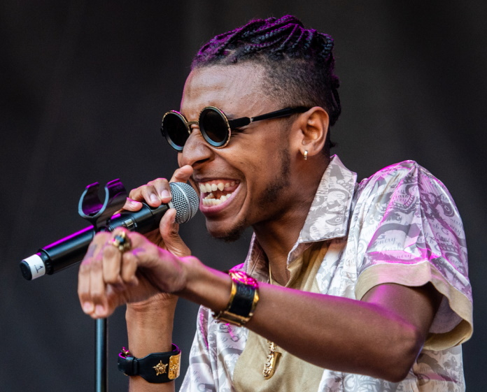 Masego no Lollapalooza Chicago 2019