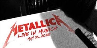 Metallica Live in Munich 2015