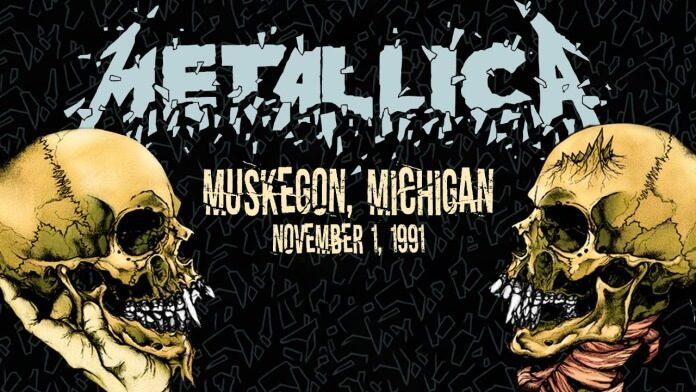 Metallica em Muskegon, 1991
