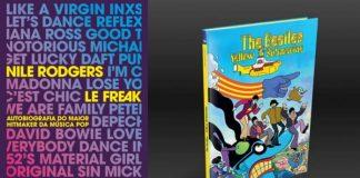 Livros de Nile Rodgers e Beatles