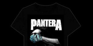 Pantera e a camiseta do Coronavírus