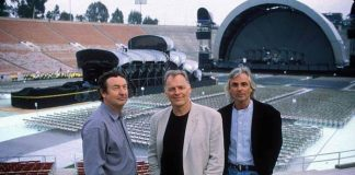 Pink Floyd em 1994