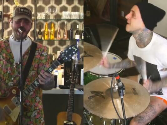 Post Malone e Travis Barker