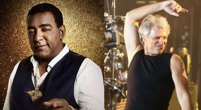 Raça Negra e Bon Jovi