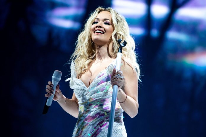 Rita Ora em 2019