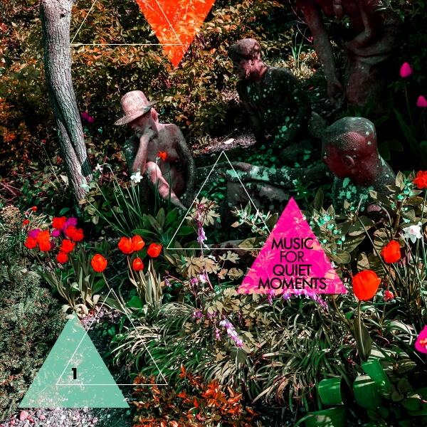 "Robert Fripp - ""Music for Quiet Moments"""