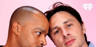 Podcast com atores de Scrubs