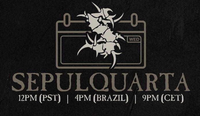Sepultura anuncia projeto semanal de lives chamado SepulQuarta; assista