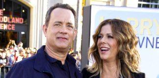 Tom Hanks e Rita Wilson em 2011
