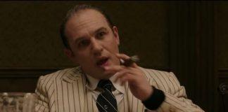"""Tom Hardy em """"Capone"""""""