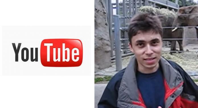 Há exatos 15 anos o YouTube publicava seu primeiro vídeo